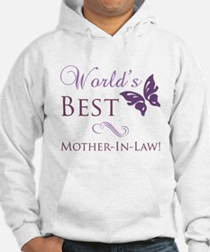 World's Best Mother-In-Law Hoodie