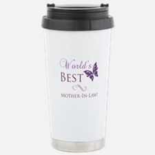 World's Best Mother-In-Law Stainless Steel Travel
