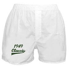 Unique 1949 Boxer Shorts