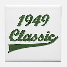 Cute 1949 Tile Coaster