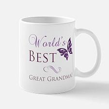 World's Best Great Grandma Mug