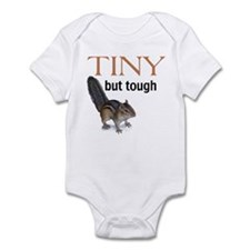 Tiny but tough Infant Bodysuit