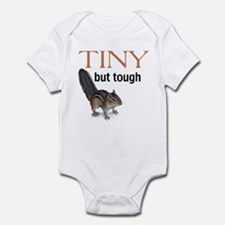 Tiny but tough Infant Bodysuit