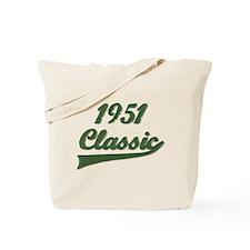 Unique 1951 birthday Tote Bag