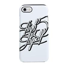 BENCH PRESS 350 CLUB iPhone Case