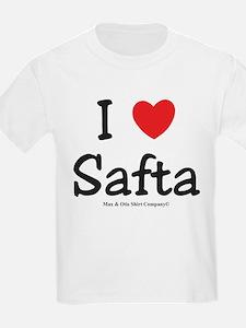 I heart Safta T-Shirt