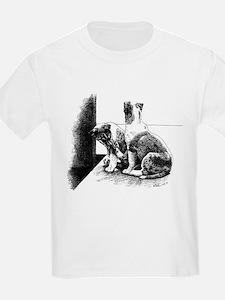 Puppy Feet T-Shirt
