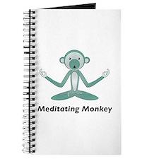 Meditating Monkey Journal