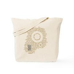 Believe in Crop Circles Tote Bag
