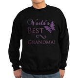 Best grandma Sweatshirt (dark)