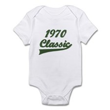 Cute Born 1970 Infant Bodysuit