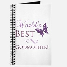 World's Best Godmother Journal