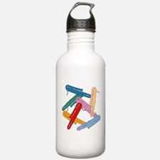 Colorful Contrabassoons - Water Bottle