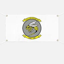 VAQ-138 Yellow Jackets Banner