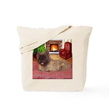 Cairn Terrier Tote Bag