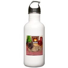 Cairn Terrier Water Bottle