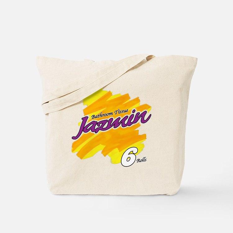 Jazmin Tissue Tote Bag