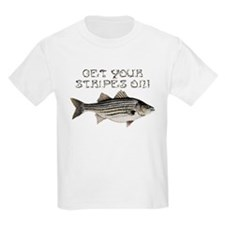 Get Your Stripes On! T-Shirt