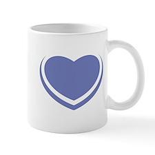 HEARTS: PURPLE Mug