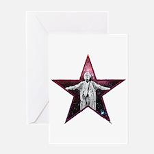 Crowley Star Greeting Card