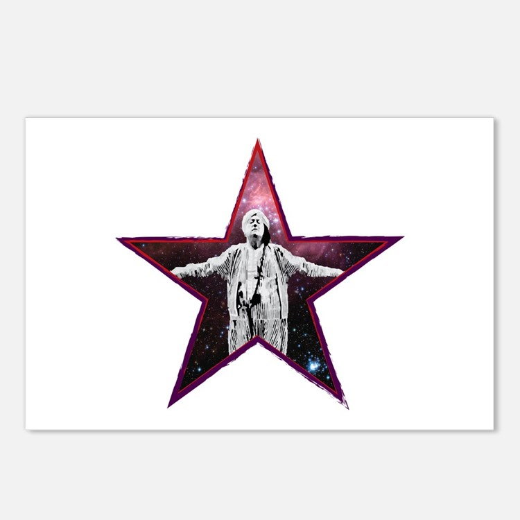 Crowley Star Postcards (Package of 8)