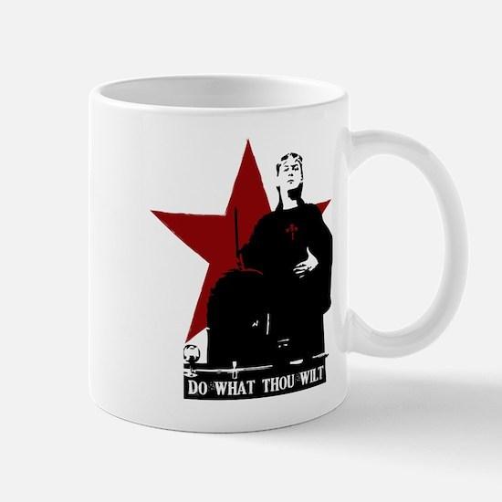 Crowley-Do What Thou Wilt Mug