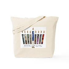Chanukah Miracle Tote Bag