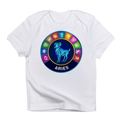 Aries Sign Infant T-Shirt