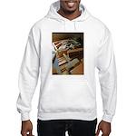 A Carpenter's Tools (2) Hooded Sweatshirt