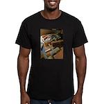 A Carpenter's Tools (2) Men's Fitted T-Shirt (dark