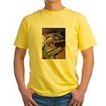A Carpenter's Tools (2) Yellow T-Shirt