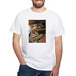 A Carpenter's Tools (2) White T-Shirt