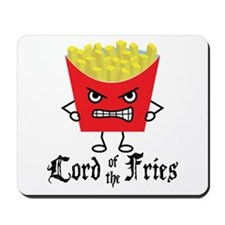 Lord of Fries Mousepad