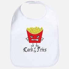Lord of Fries Bib