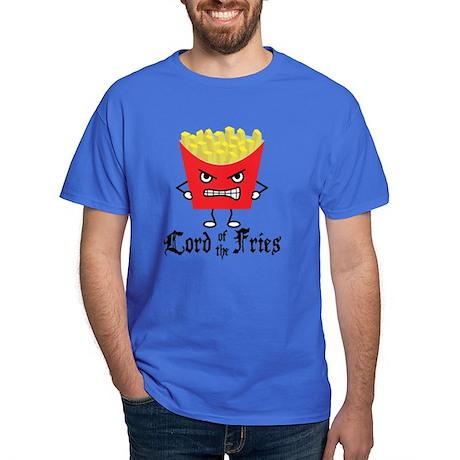 Lord of Fries Dark T-Shirt