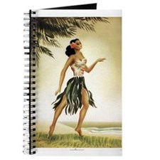 Hawaiian Dancer Journal
