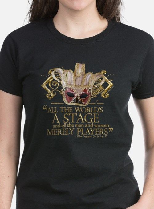 As You Like It Quote Tee