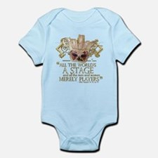 As You Like It Quote Infant Bodysuit