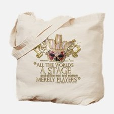 As You Like It Quote Tote Bag