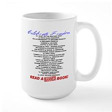 Read a Banned Book! Mug