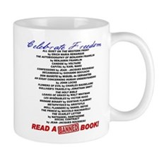 Read a Banned Book! Mug