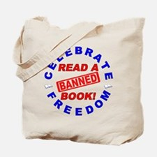 Read a Banned Book! Tote Bag