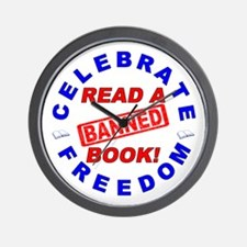 Read a Banned Book! Wall Clock
