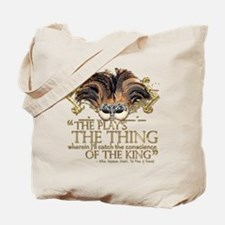 Shakespeare Hamlet Quote Tote Bag