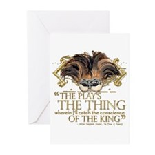 Shakespeare Hamlet Quote Greeting Cards (Pk of 20)