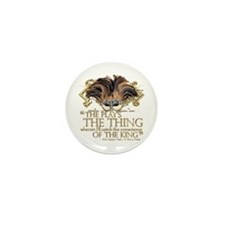 Shakespeare Hamlet Quote Mini Button (10 pack)