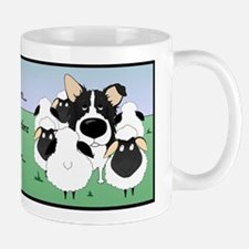 Border Collie - I Herd Mug