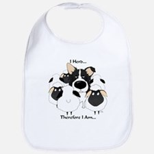 Border Collie - I Herd Bib