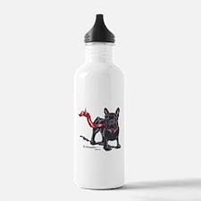 French Bulldog Lover Water Bottle