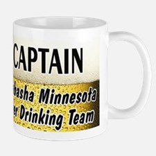 Wabasha Beer Drinking Team Mug